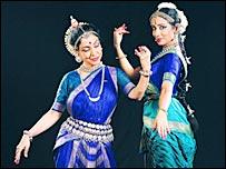 Madhavi Mudgal and Alarmel Valli