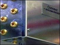 Connect radio box