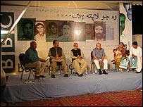 The BBC debate in Islamabad