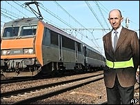 Louis Gallois, in his role as head of the French railways firm SNCF