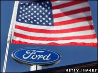 Ford plant in Illinois
