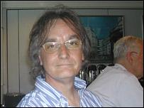 Andrew Watson.  Image: BBC