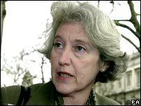 Baroness Hayman 