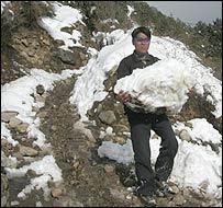 Porter Lhakpa Sherpa