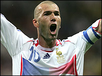 Bbc Sport Football World Cup 2006 Teams France Zidane S Lasting Legacy