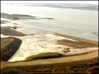 Wallasea Island breach
