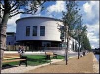 Lisburn council offices