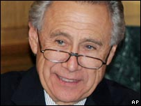 Close-up Philip Anschutz