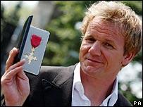 Gordon Ramsay OBE