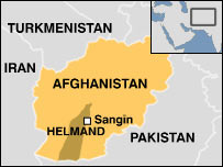 Sangin map