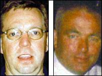 Roy Barwise and John Irwin