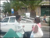 Women in Tenerife