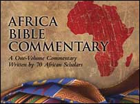 Cover of the Africa Bible Commentary