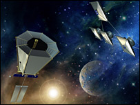 Nasa's Terrestrial Planet Finder