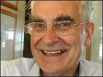Ron Oxburgh.  Image: BBC