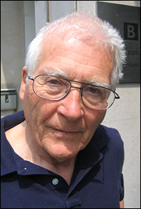James Lovelock.  Image: BBC