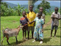 Children in Mbale