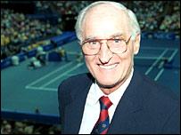BBC commentator John Barrett