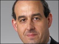 NIO minister David Hanson