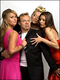 Watch the last ever episode of Footballers' Wives on Sport Relief Saturday July 15
