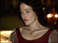 Gillian Anderson in Bleak House