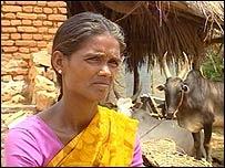 Indian farmer Bhagyamma