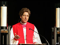 Nevada Bishop Katharine Jefferts Schori