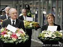 Ken Livingstone and Tessa Jowell