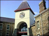 Gwynedd council HQ