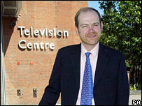 BBC director-general Mark Thompson