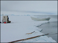Edge of the ice (BBC)