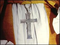Bishops' cross