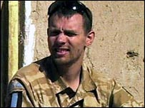 Cpl Peter Thorpe