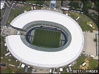 Estadio de Berl�n.