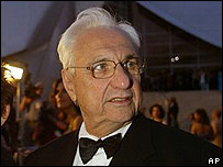 Arquitecto Frank Gehry