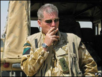 Former British Army Colonel Tim Collins