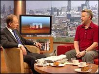 BBC's Andrew Marr