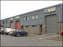 Skelfayre warehouse