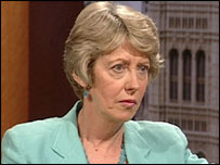 Patricia Hewitt MP