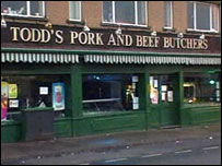 Todd's Pork and Beef Butchers