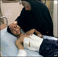 Boy wounded in Jihad attack, 9 July 2006