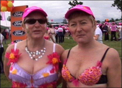 Decorated Bras http://news.bbc.co.uk/2/hi/in_pictures/5163088.stm