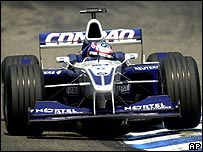El colombiano lleg� a la F1 en 2001 como el sucesor de Schumacher. 6 a�os y siete victorias despu�s, deja el circo.