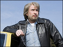 Steve Coogan in Saxondale