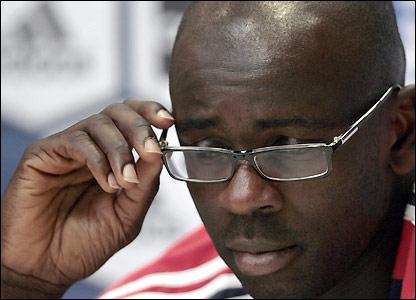 France defender Lilian Thuram is set to end his international career