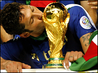 Italy win the World Cup