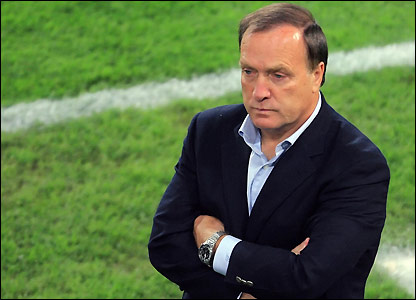 Dutchman Dick Advocaat sees South Korea exit at the group stage