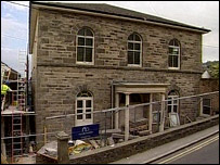 Newlyn Trinity Methodist Chapel