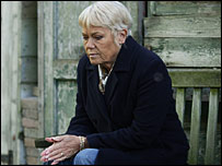 Wendy Richard as Pauline Fowler in EastEnders in 2006