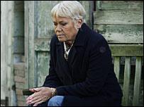 Wendy Richard as Pauline Fowler in EastEnders in 2006